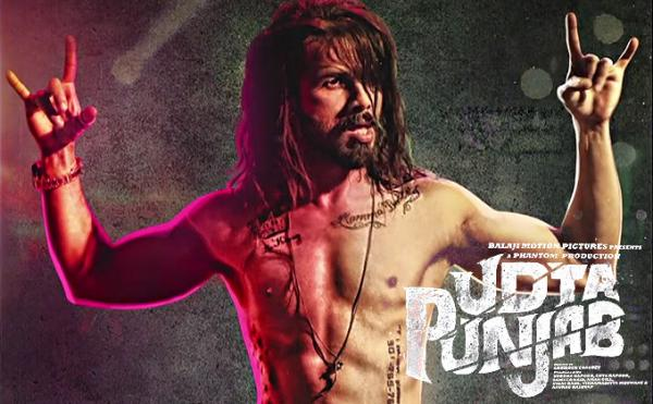 The scatter of Udta Punjab
