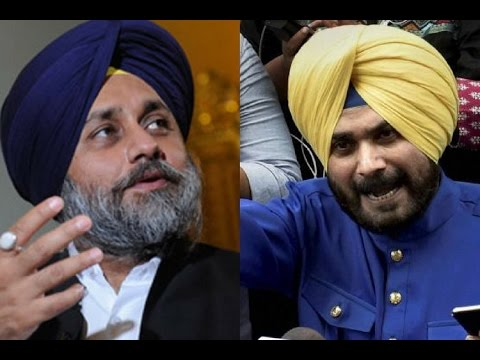 Punjab's destroyer masquerading as its saviour: Sidhu takes a dig at Sukhbir