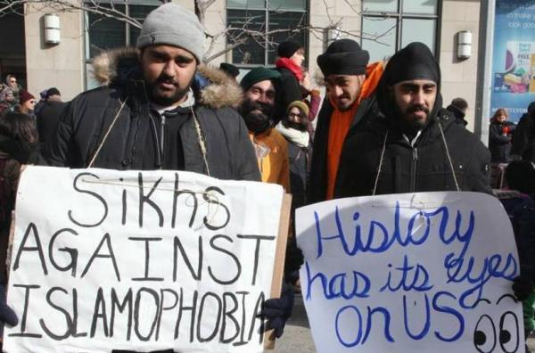 Need for religious minorities to find common cause in countering hate