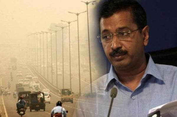 CM Kejriwal under fire as Delhi smog hits 'severe' level