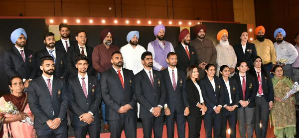 Punjab presents State Sports Awards