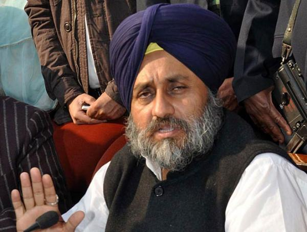 Who is Sukhbir to declare that PM Modi will preside the function?