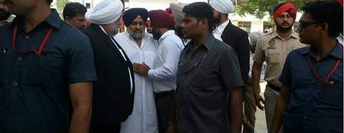Sukhbir Badal acquitted in a criminal case