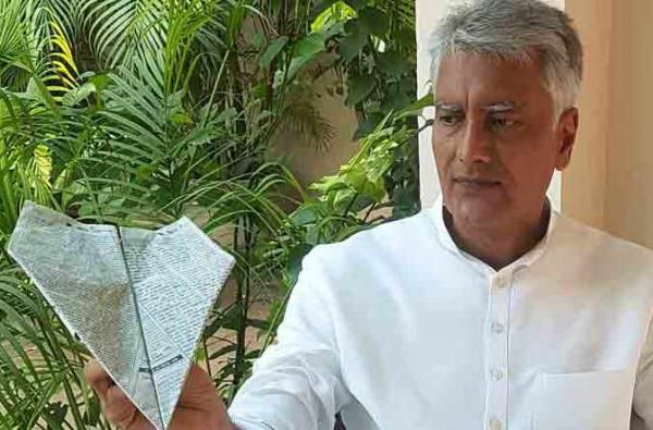 Sunil Jakhar to continue as PPCC chief