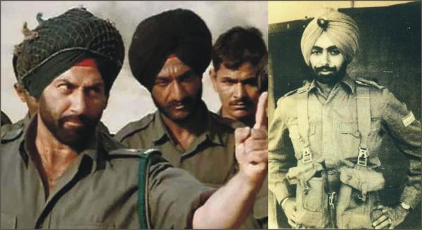 Sunny Deol is just a Filmy one, while I am the real Fauji: Capt Amarinder