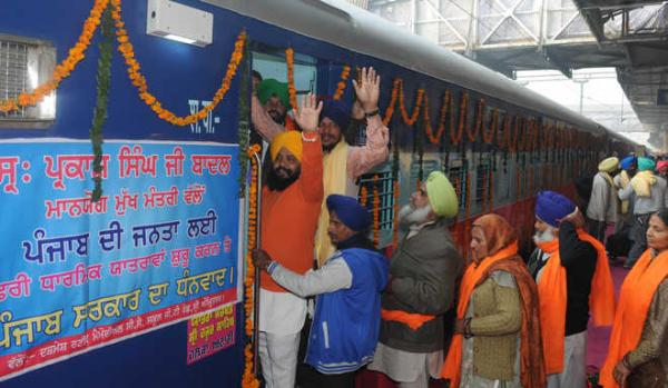 Free Tirath Darshan Yatra train schedule announced for April