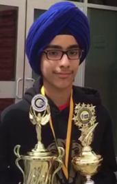 Punjab-origin boy wins third position in Spelling Bee of Canada Championship