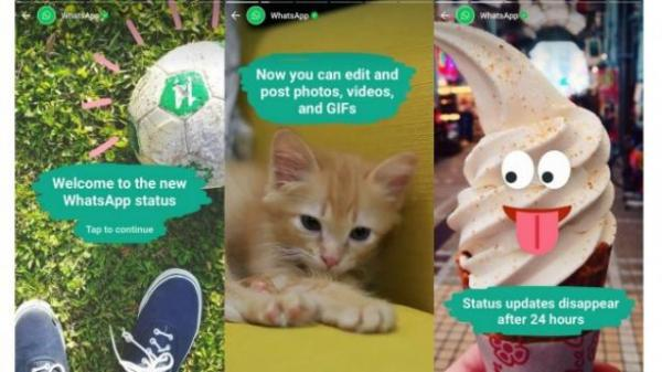WhatsApp's new Snapchat like 'Status' feature goes Live for everyone, Here's how to use it