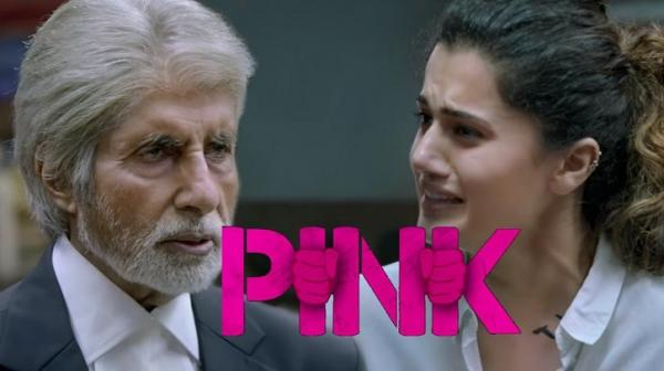 Amitabh Bachchan's 'Pink' to be screened at the UN on special invitation