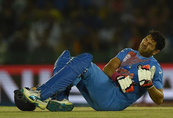 Is this end of the road for Yuvraj Singh?